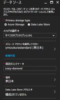 データソース