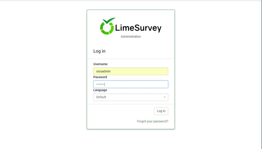 LimeSurvey8